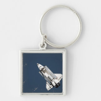 Luftaufnahme von Raumfähre-Entdeckung 2 Schlüsselanhänger
