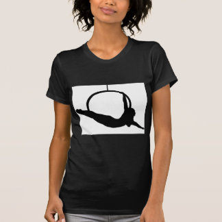 Luftband-Silhouette-Shirt T-Shirt