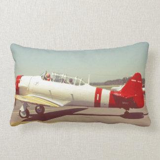Luftfahrt, Vintages Marine-Propeller-Flugzeug Lendenkissen