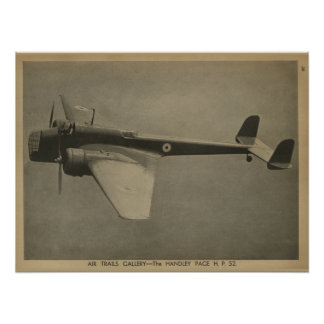 Luftfahrt-Zeitschriften-Flugzeug-Kunst-Druck 1938 Poster