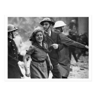 Luftschlacht um England u. der Postkarte
