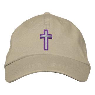 Luftwaffen-christliches Geistliches Bestickte Baseballkappe