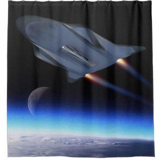 Luftwaffen-hypersonisches Duschvorhang