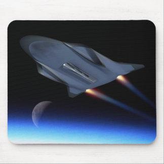 Luftwaffen-hypersonisches Mousepad