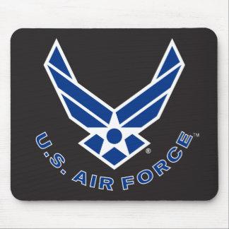 Luftwaffen-Logo - Blau Mousepads