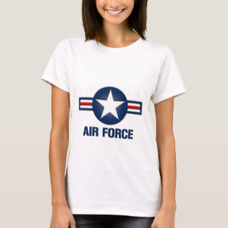 Luftwaffen-Logo-Damen-T - Shirt