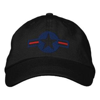 Luftwaffen-Logo gestickter Hut Bestickte Kappen