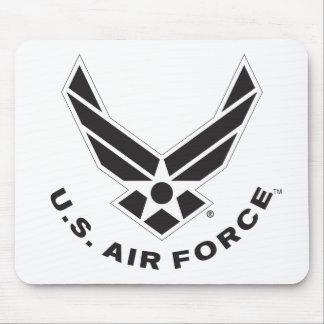 Luftwaffen-Logo - Schwarzes Mauspad