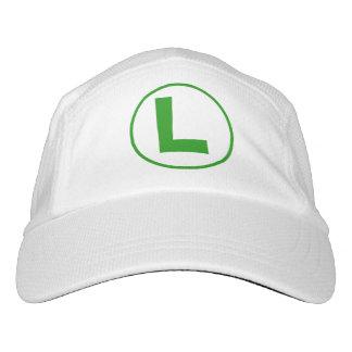 Luigi-Hut Headsweats Kappe