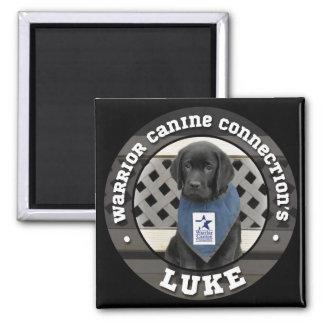 Luke-Magnet Quadratischer Magnet