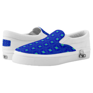 Lulu-Blau Slip-On Sneaker