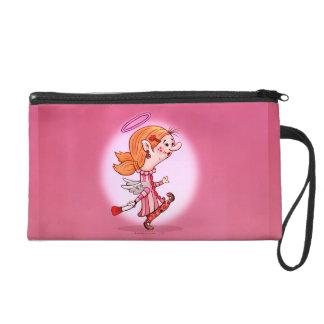 LULU-ENGEL FAIRIE Wristlet-Tasche Wristlet Handtasche