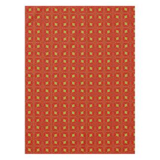 Lulu-Rot Tischdecke