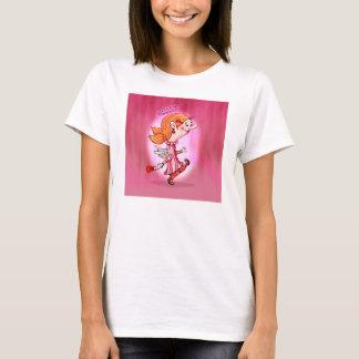 Lulu-Shirt-Hintergrund T-Shirt