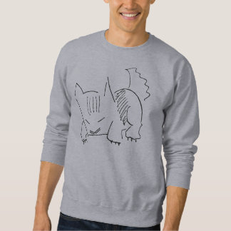 Lulu-Überlieferung verschwitzte T Sweatshirt