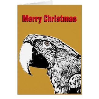 Lulus Augen-Weihnachtskarte Karte