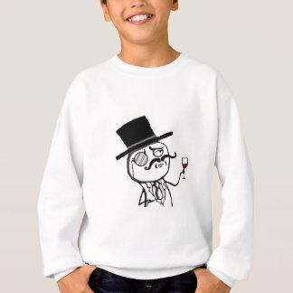 Lulzsec Monocle-Typ Sweatshirt