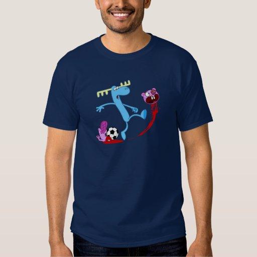 Lumpy_Header T Shirts