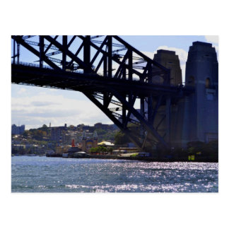 Luna Park Sydney Postkarte