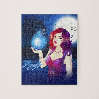 Lunadar: Sarah Lewis Puzzle