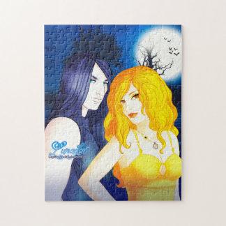 Lunadar: Selina & Damien Puzzle
