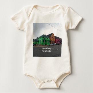 Lunenburg Farben Baby Strampler