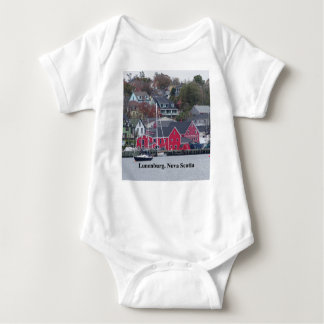 Lunenburg Neuschottland Baby Strampler