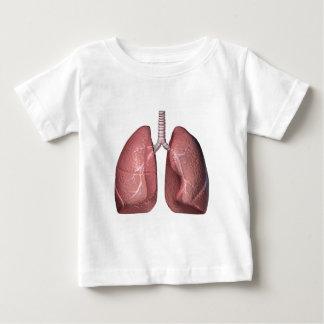 Lungen Baby T-shirt