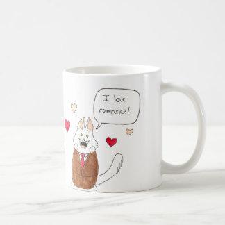 Lupine-Lieben Romanze! Kaffeetasse