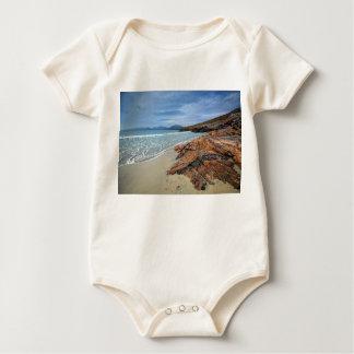 Luskentyre, Insel von Harris Baby Strampler