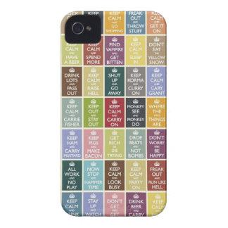 Lustig behalten Sie beruhigt Case-Mate iPhone 4 Hüllen