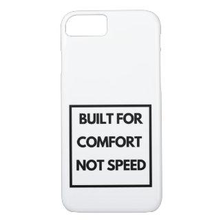 Lustig - errichtet für Komfort-nicht iPhone 8/7 Hülle
