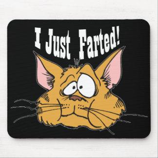 Lustig Farted ich gerade unhöfliche Geschenke Mousepad