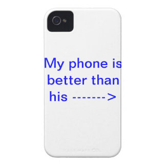 lustig iPhone 4 cover