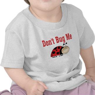 Lustig hören Sie mich nicht Marienkäfer ab T-Shirts