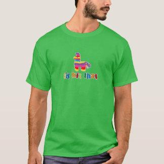 "Lustig ""ich würde den"" T - Shirt Cinco Des Mayo"