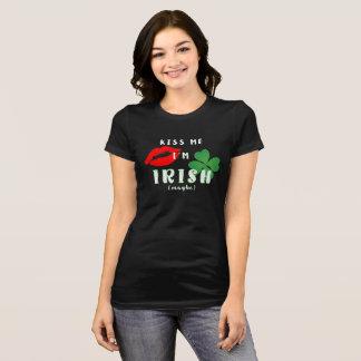 Lustig küssen Sie mich, den ich T-Shirt
