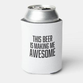 Lustig macht dieses Bier mich fantastisch Dosenkühler