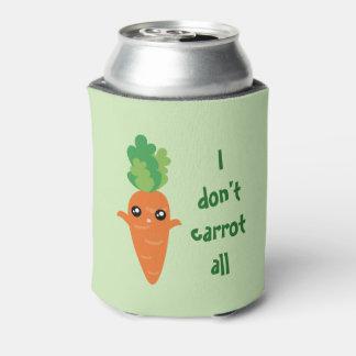 Lustig tue ich nicht Karotte aller Dosenkühler