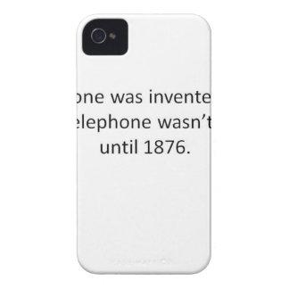 Lustig und nicht wahr an allen! iPhone 4 Case-Mate hülle