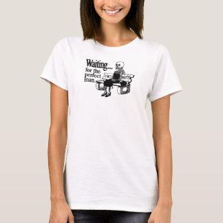 Lustig wartete den perfekten T-Shirt