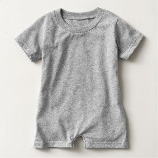 Lustig weckte Baby-Shirt Baby Strampler