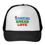 Lustige Bäcker-Bedarfs-(kneten Sie), Liebe Netzkappen