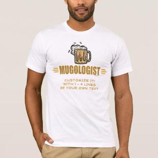 Lustige Bier-Tasse T-Shirt