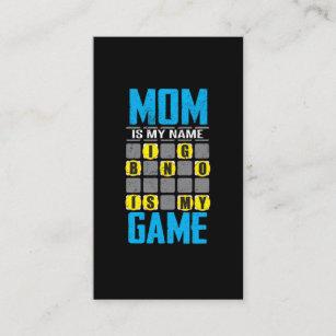 Lustige Bingo Visitenkarten Zazzle De