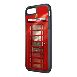 Lustige britische Stadt der OtterBox Symmetry iPhone 8 Plus/7 Plus Hülle