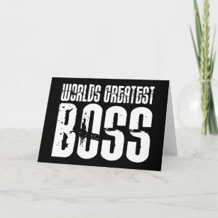 Lustiger Chef Karten Zazzle De