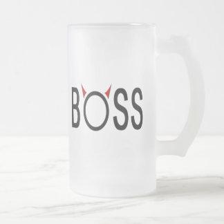 Lustige Chef-Geschenke Tasse