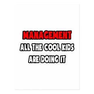 Lustige Chef-Hemden und Geschenke Postkarten