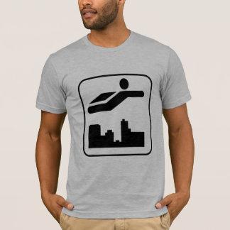 Lustige coole Superhero-T-Shirts T-Shirt